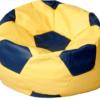 Ghế lười quả banh màu vàng xanh