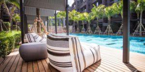 Ghế lười, gối lười khách sạn homestay resort