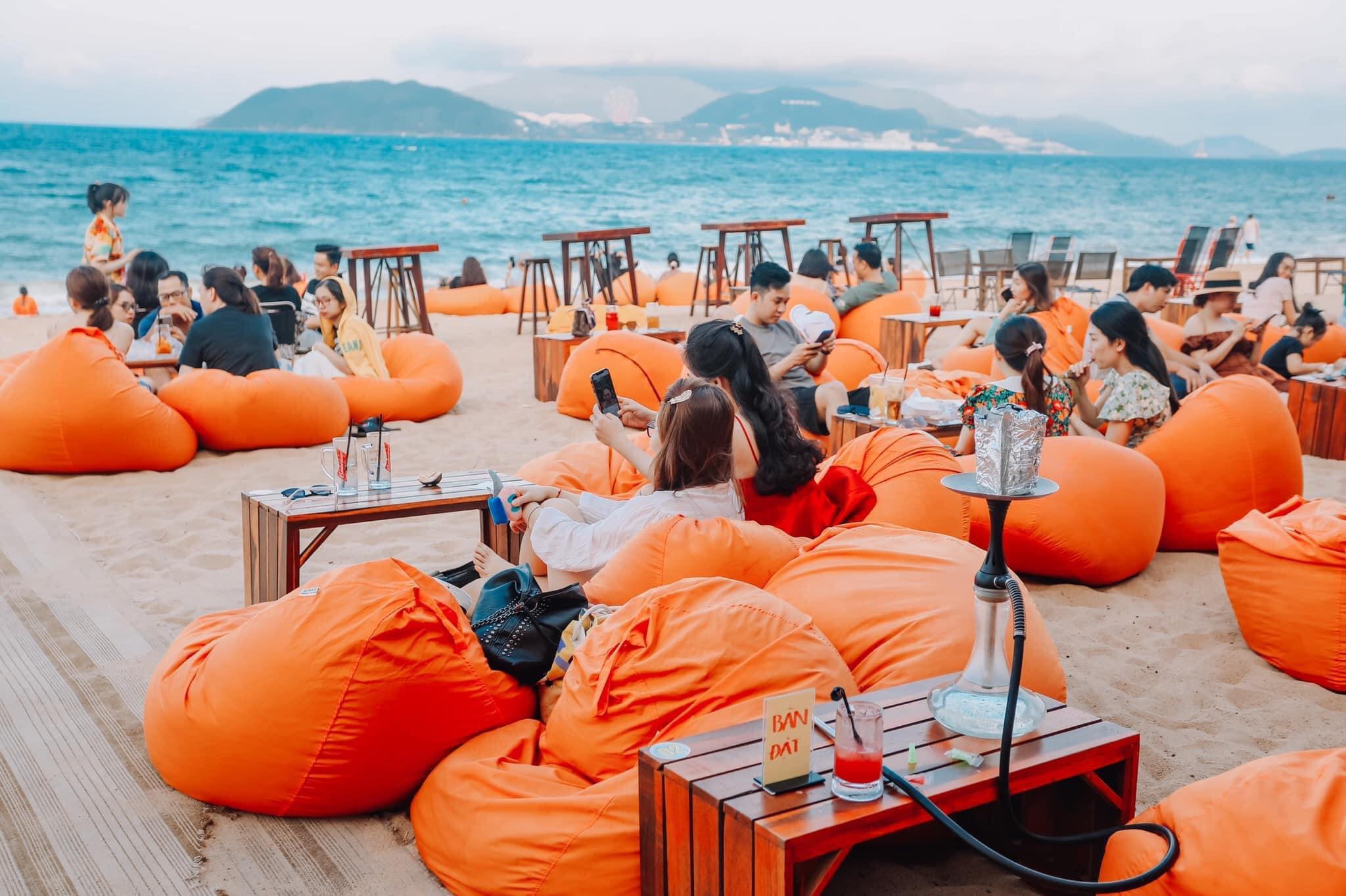 Ghế lười bãi biển