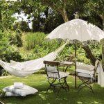 Góc thư giãn sân vườn