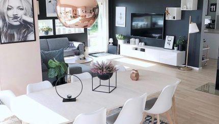 Nội thất phòng khách chung cư đẹp