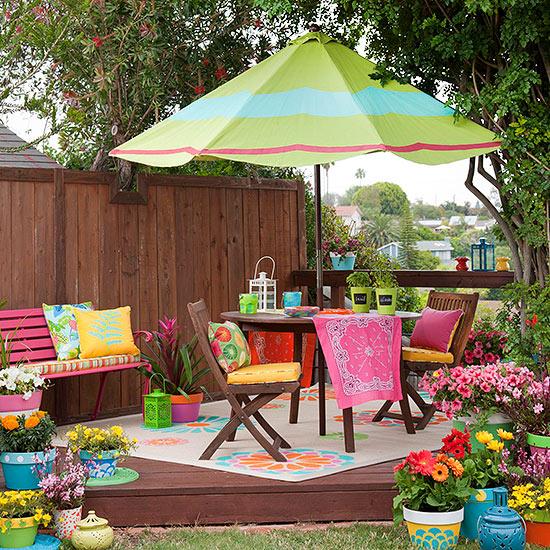 Thiết kế sân vườn nhỏ đẹp