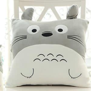 Gối ngủ dễ thương, gối lười hình mèo